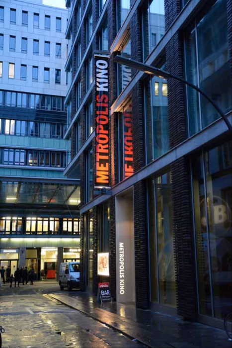 Kino Metropolis in Hamburg
