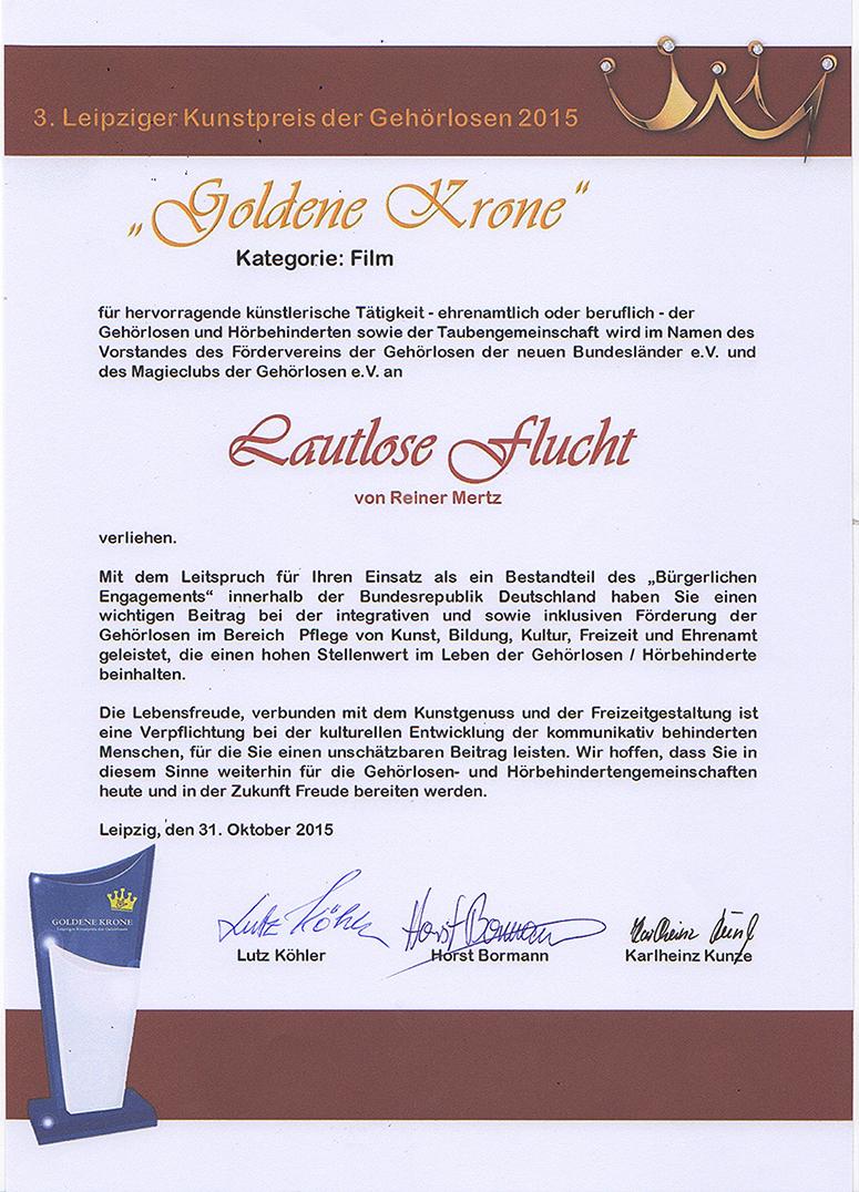 Goldene Krone Sieger RM kl